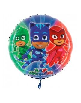 Ballon aluminium Pyjamask
