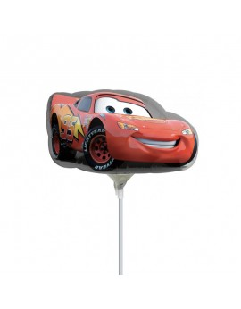 Ballon aluminium tige cars