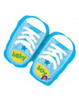 Ballon shoes baby boy